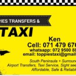 Toppies Transfers and Taxi